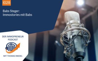 I028: Babs Steger: Immostories mit Babs