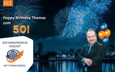 S13: Diesen Sonntag: Happy Birthday Thomas