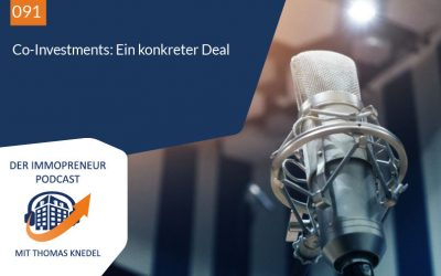 091: Co-Investments: Ein konkreter Deal