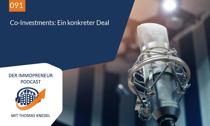 091: Co-Investments: Ein konkreter Deal